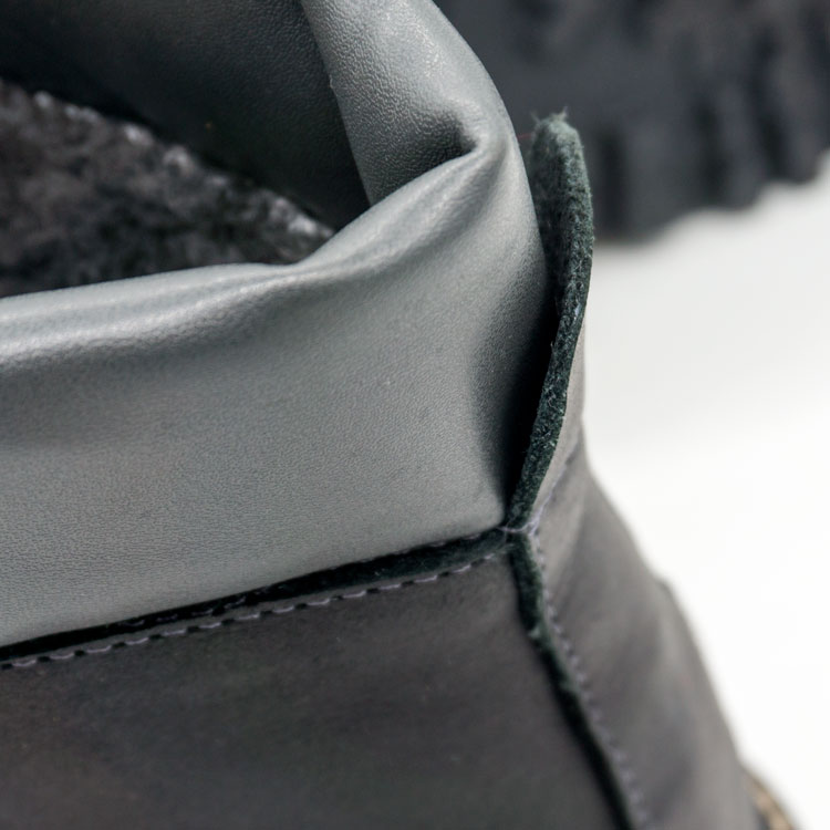 большое фото №6 Черные мужские ботинки Реплика Timberland 103 (Тимберленд)