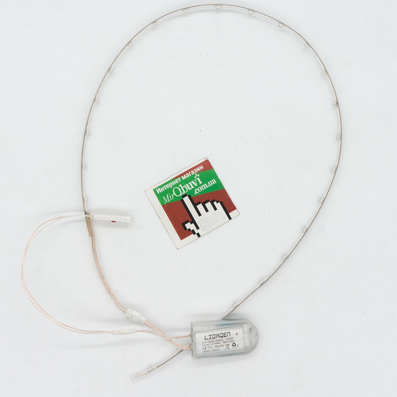 фото main Стандартный комплект светодиодной ленты для светящихся led кроссовок  main