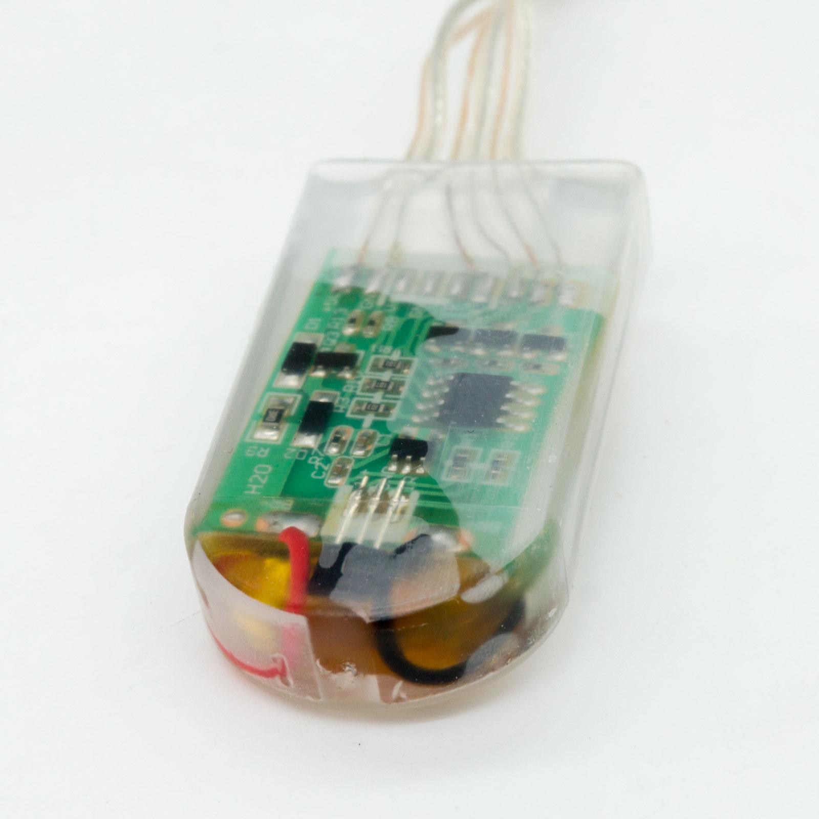 фото front Комплект светодиодной ленты для светящихся led кроссовок под пульт front