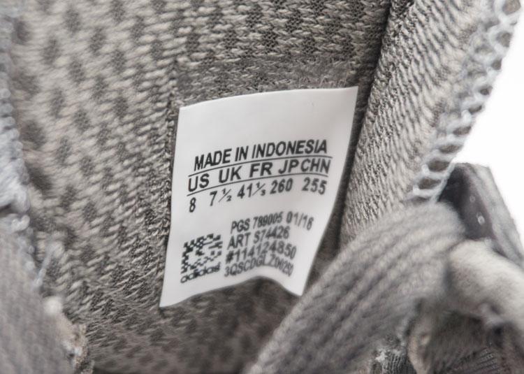 большое фото №6 Кроссовки для бега Adidas Iniki Runner серые