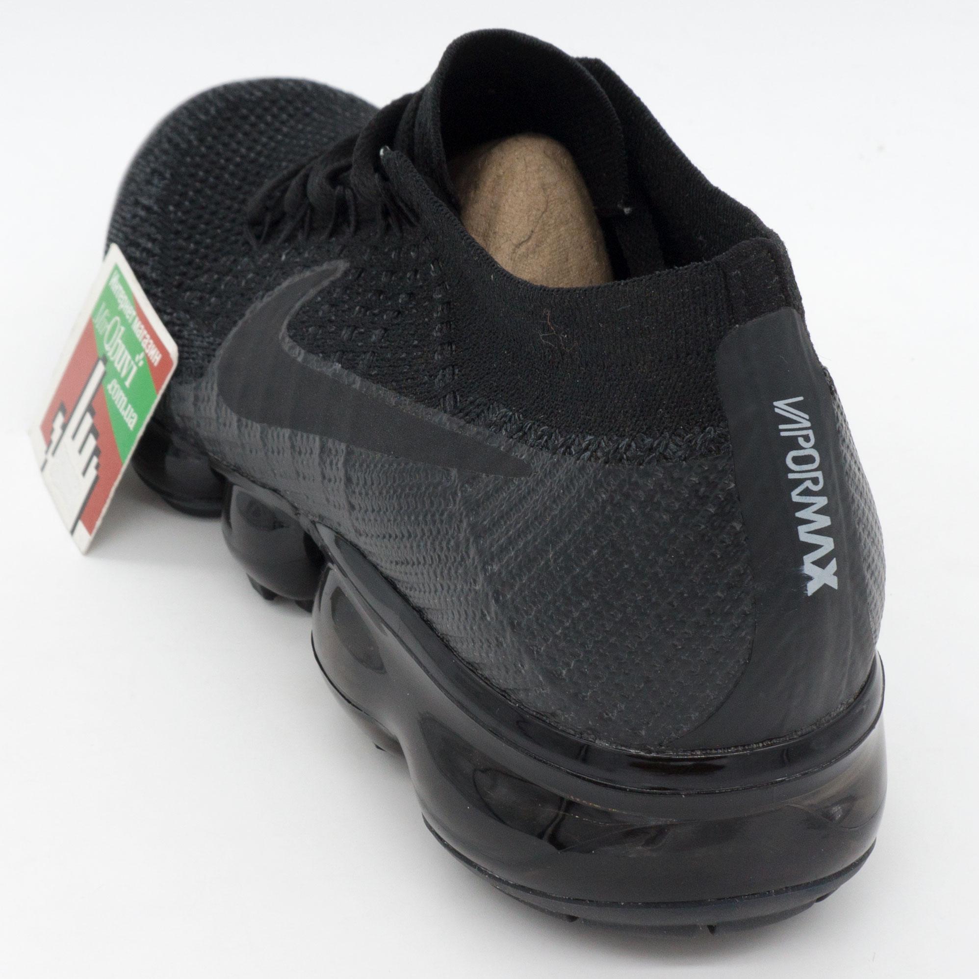 фото back Кроссовки для бега Nike Air VaporMax черные. Топ качество! back