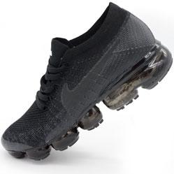 Кроссовки для бега Nike Air VaporMax черные. Топ качество!
