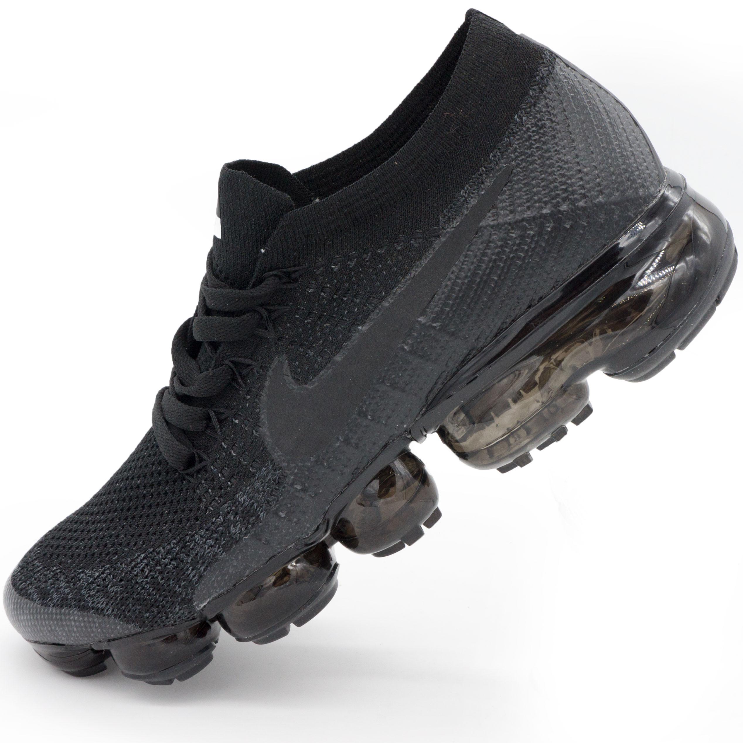 фото main Кроссовки для бега Nike Air VaporMax черные. Топ качество! main