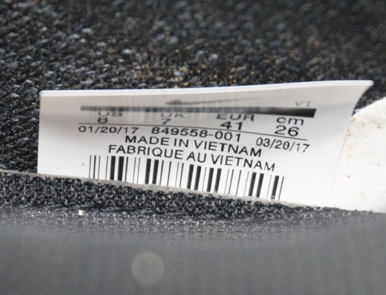 большое фото №6 Кроссовки для бега Nike Air VaporMax черные. Топ качество!