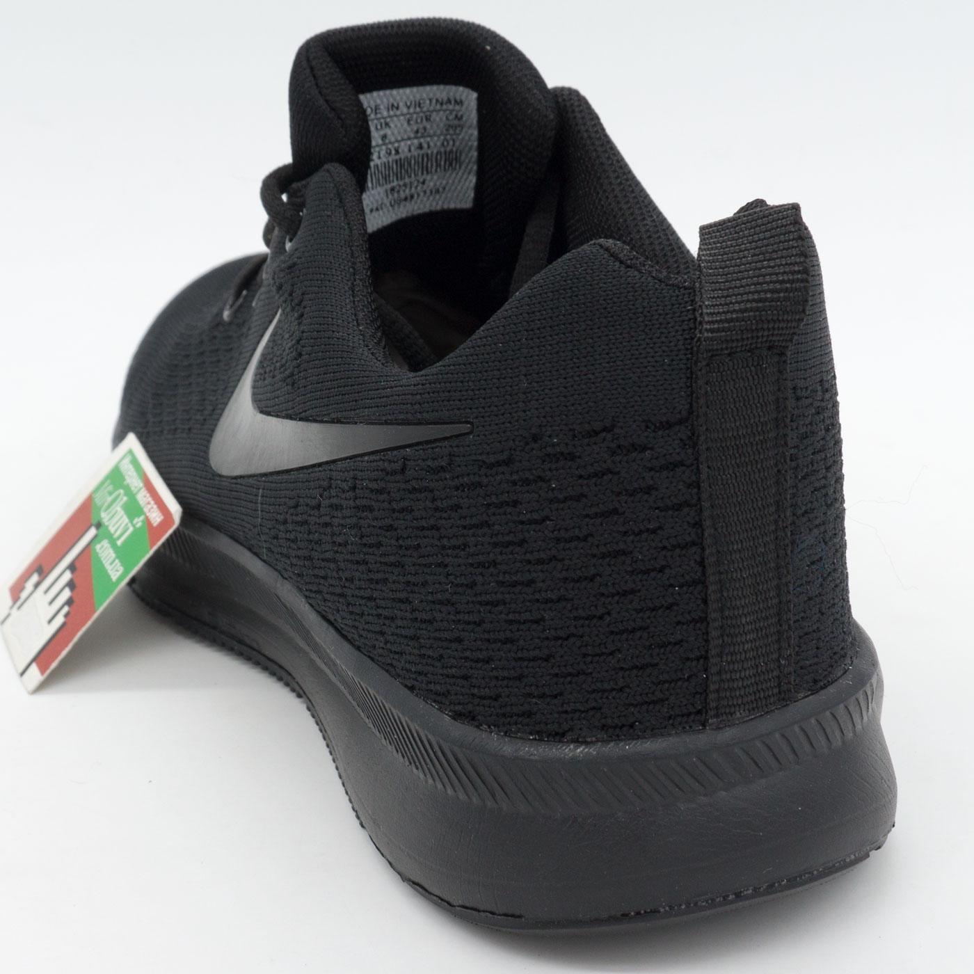 фото back Мужские кроссовки для бега Nike Zoom черные. back