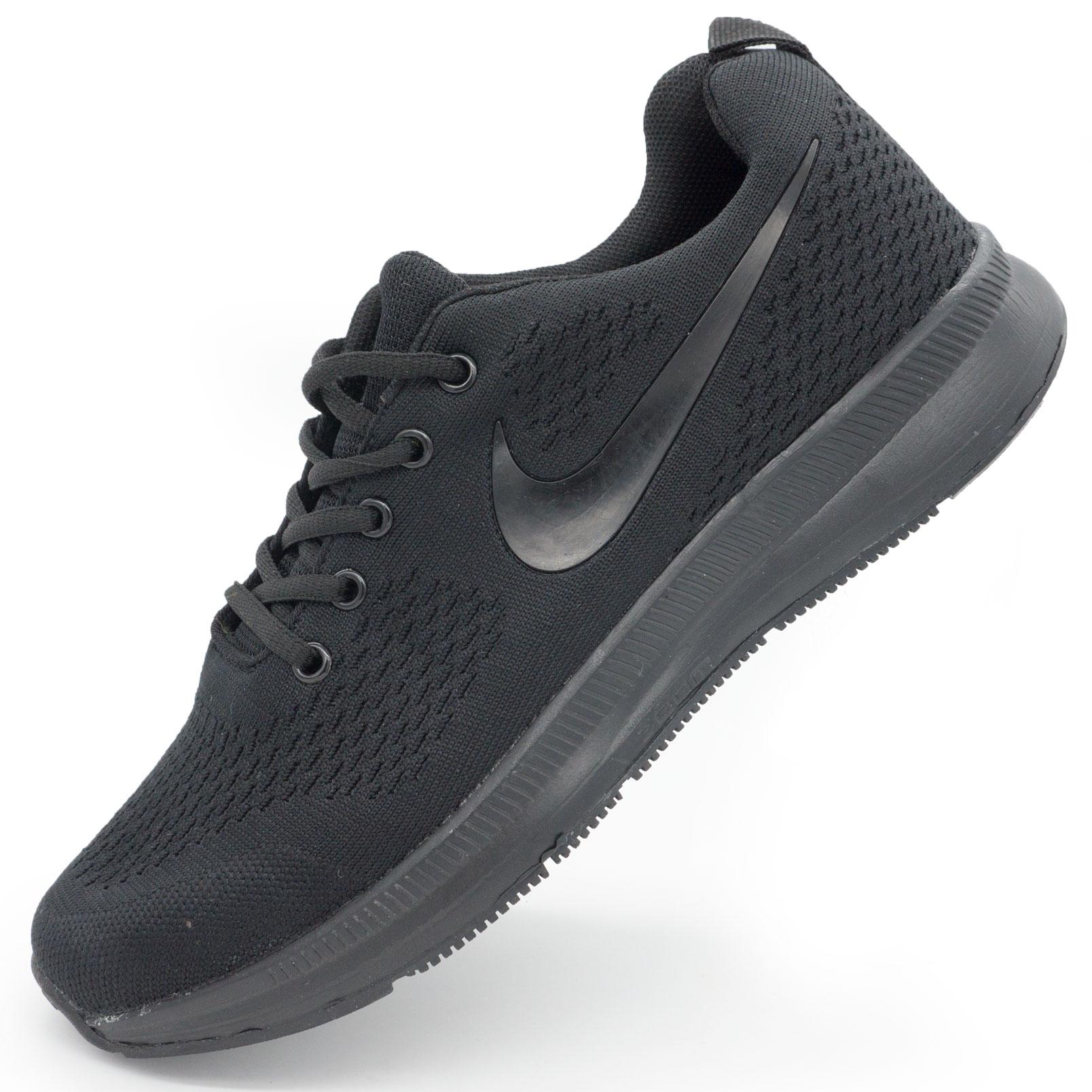 фото main Мужские кроссовки для бега Nike Zoom черные. main