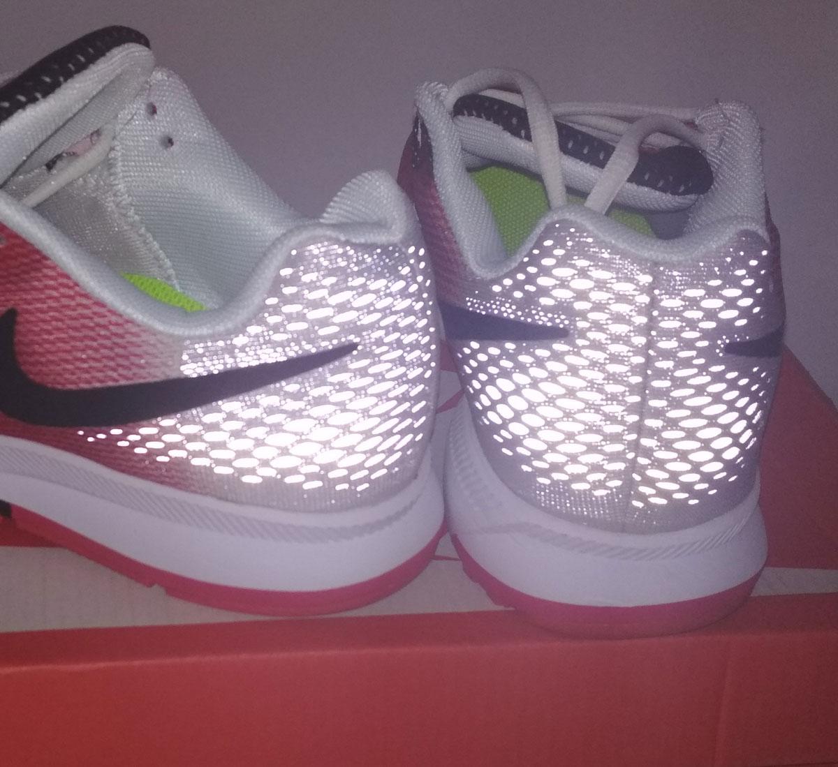 большое фото №5 Женские кроссовки для бега Nike Zoom Pegasus 33 красные. Топ качество!