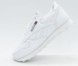 Белые женские кроссовки Reebok classic