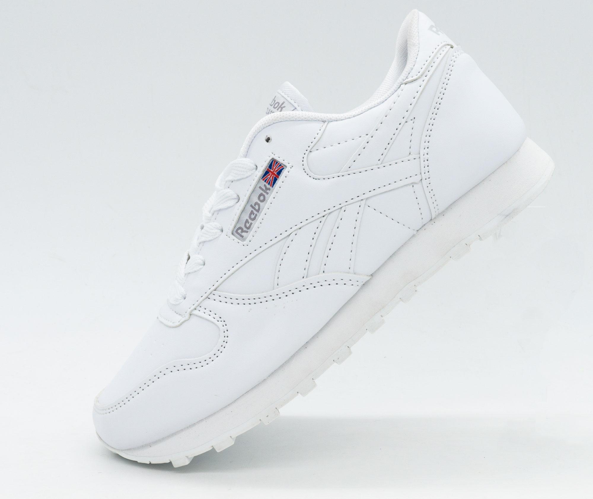 фото main Белые женские кроссовки Reebok classic main
