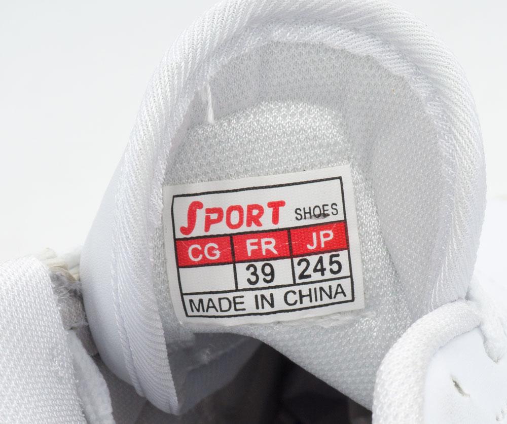 большое фото №6 Белые женские кроссовки Reebok classic