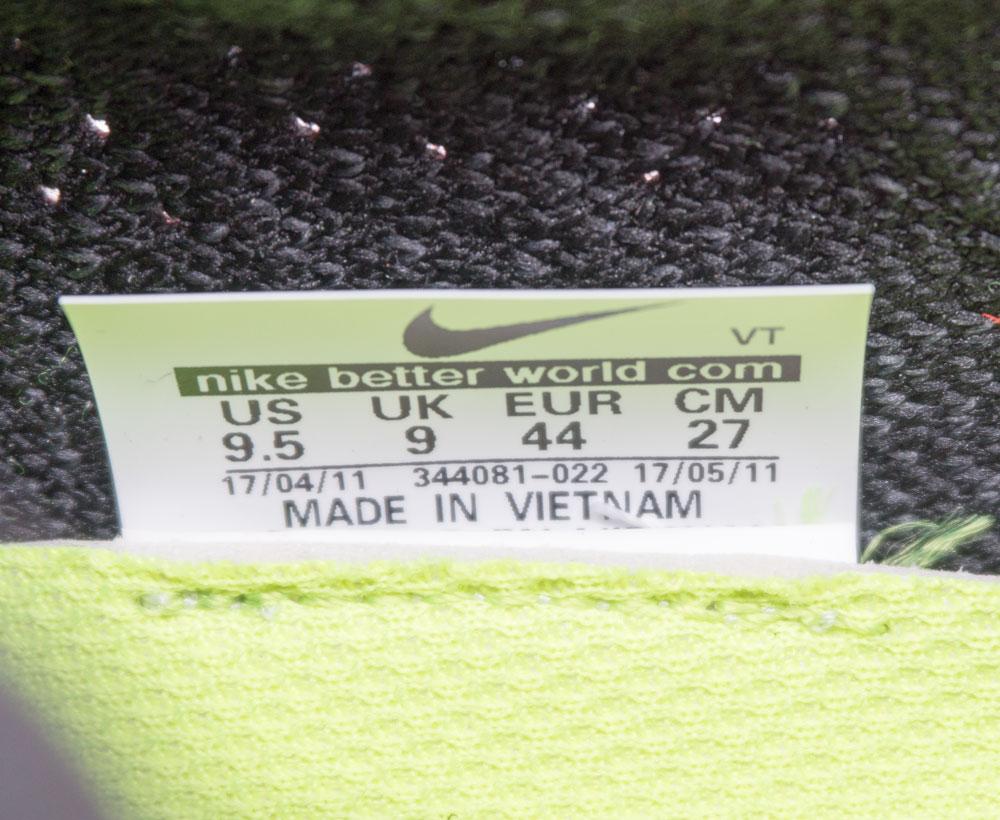 большое фото №5 Мужские кроссовки для бега Nike Air VaporMax полностью черные
