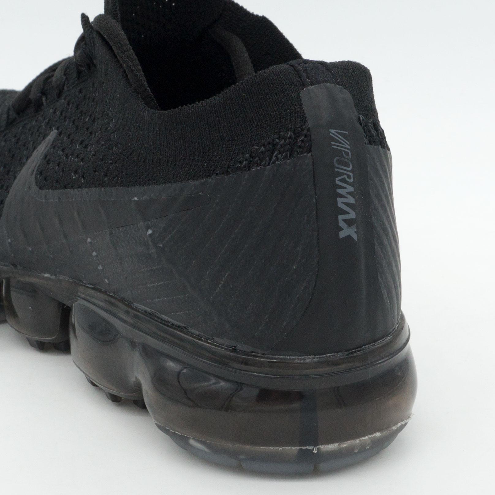большое фото №6 Мужские кроссовки для бега Nike Air VaporMax полностью черные