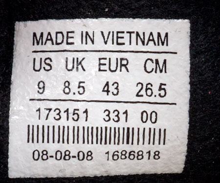 большое фото №6 Темно серые мужские кроссовки Adidas Hamburg