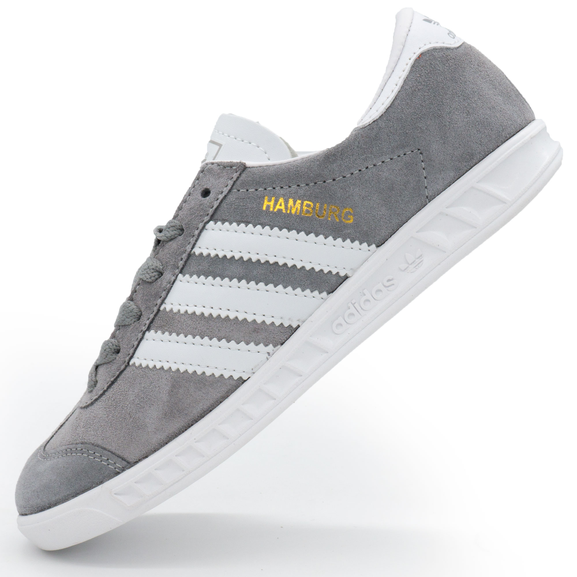 фото main Серые кроссовки Adidas Hamburg Indonesia main