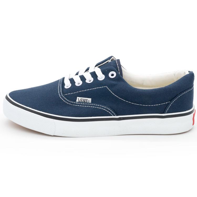 фото main Кеды Vans Classic lace синие. main