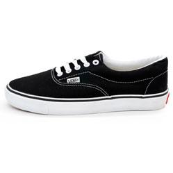 Кеды Vans Classic lace черно-белые.