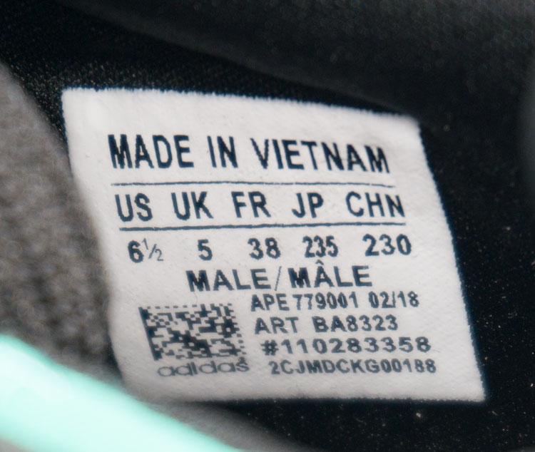 большое фото №6 Кроссовки Adidas Equipment Support (EQT) черные с зеленым. Топ качество!