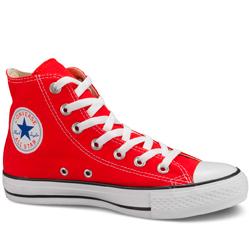 Converse высокие красные - Топ качество!