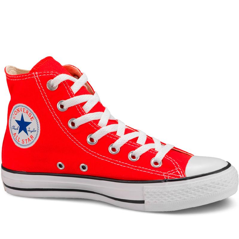 фото main Кеды Converse высокие красные - Топ качество! main
