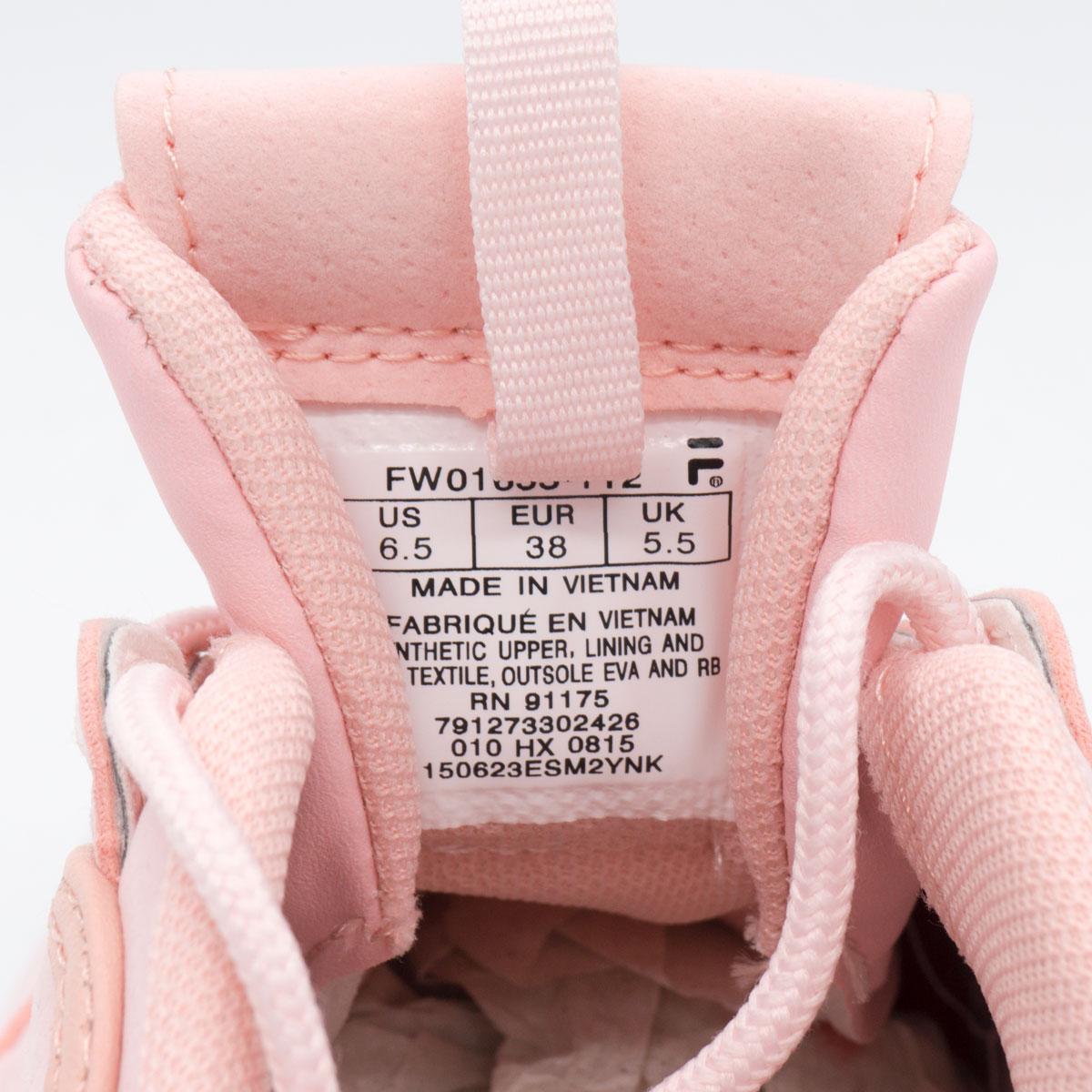 большое фото №6 Женские розовые кроссовки FILA Disruptor 2. Топ качество!