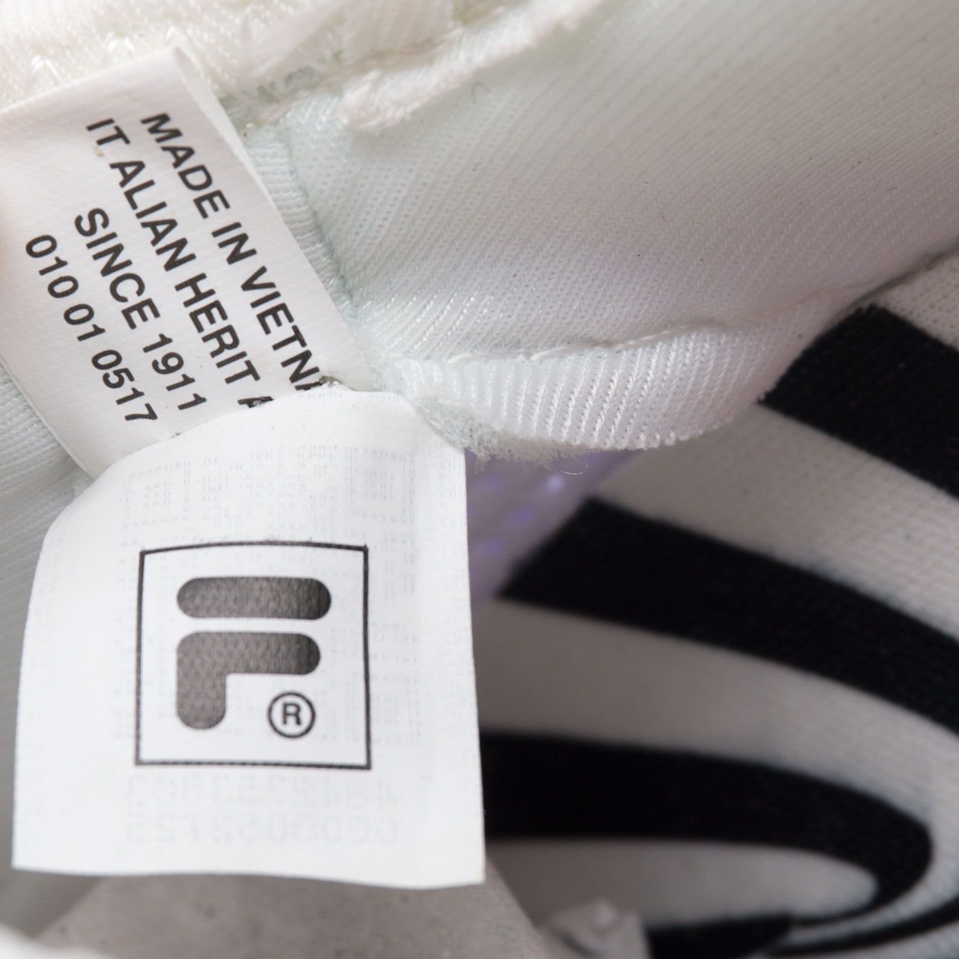 большое фото №6 Белые кроссовки FILA Mind Zero. Топ качество!