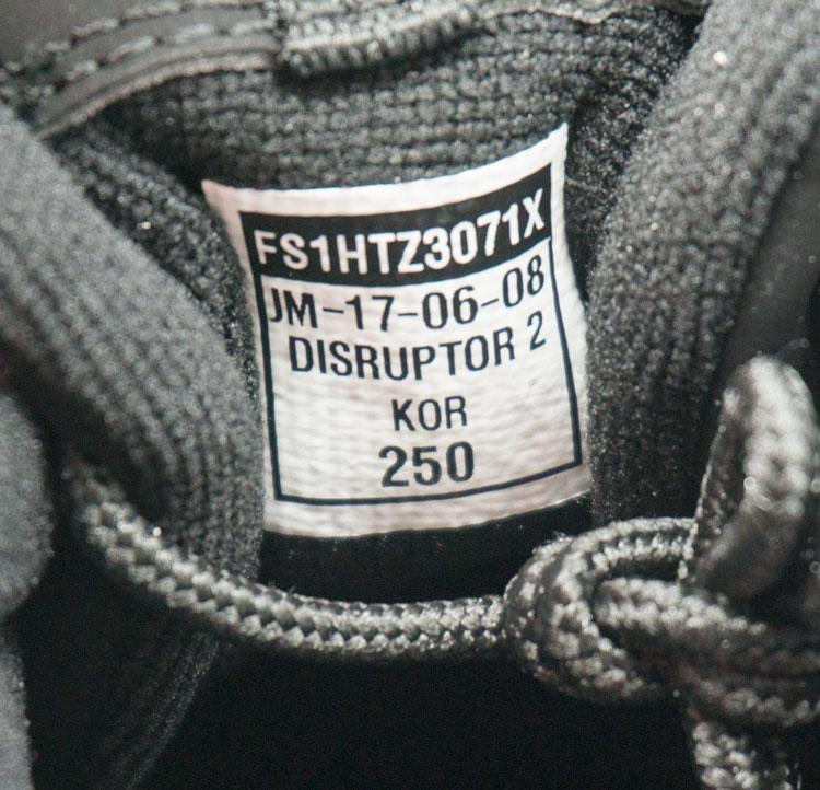 большое фото №6 Женские черно белые кроссовки FILA Disruptor 2. Топ качество!
