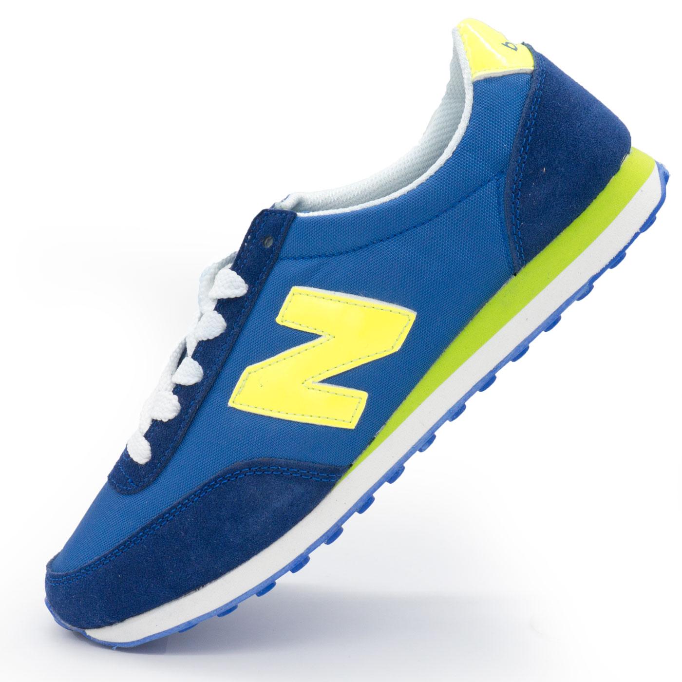 фото main Мужские кроссовки New Balance 410 синие main