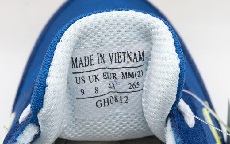 большое фото №6 Мужские кроссовки New Balance 410 синие