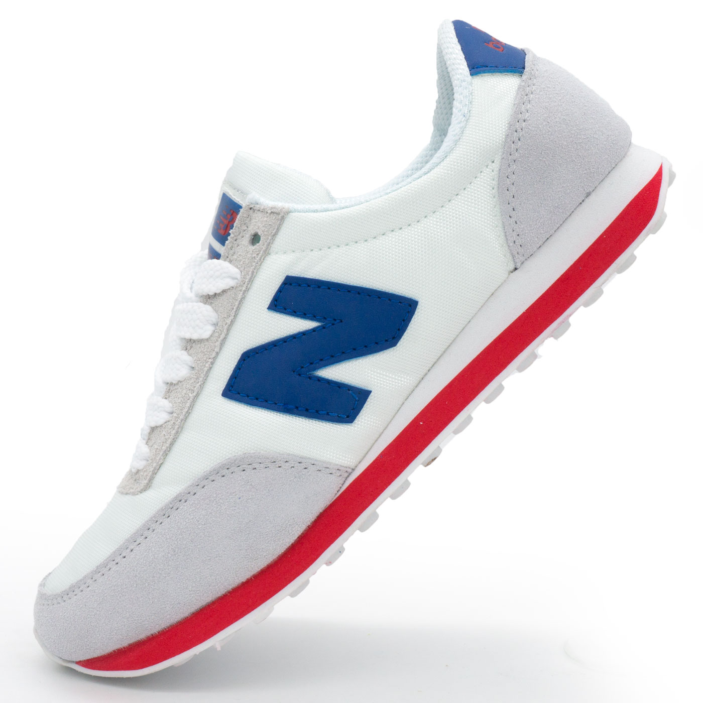 1297f2b750b603 Кроссовки New Balance 410 белые, купить New Balance 410 в интернет ...
