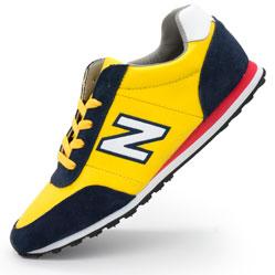 Кроссовки New Balance 356 желтые