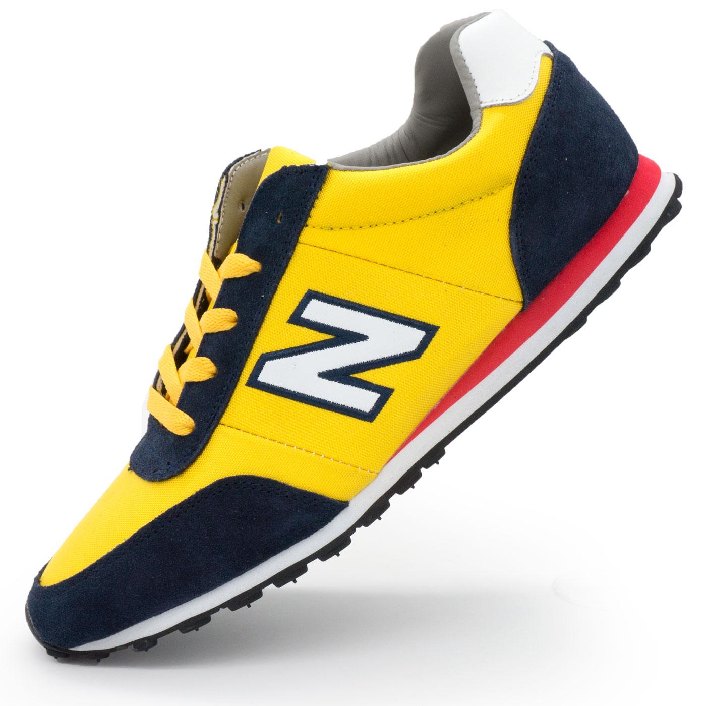 фото main Кроссовки New Balance 356 желтые main