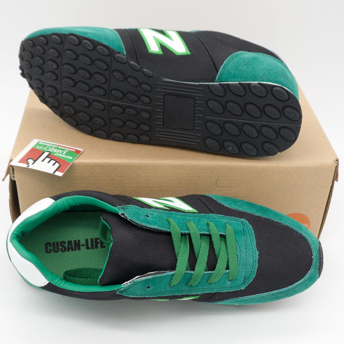 фото bottom Кроссовки New Balance 356 зеленые bottom