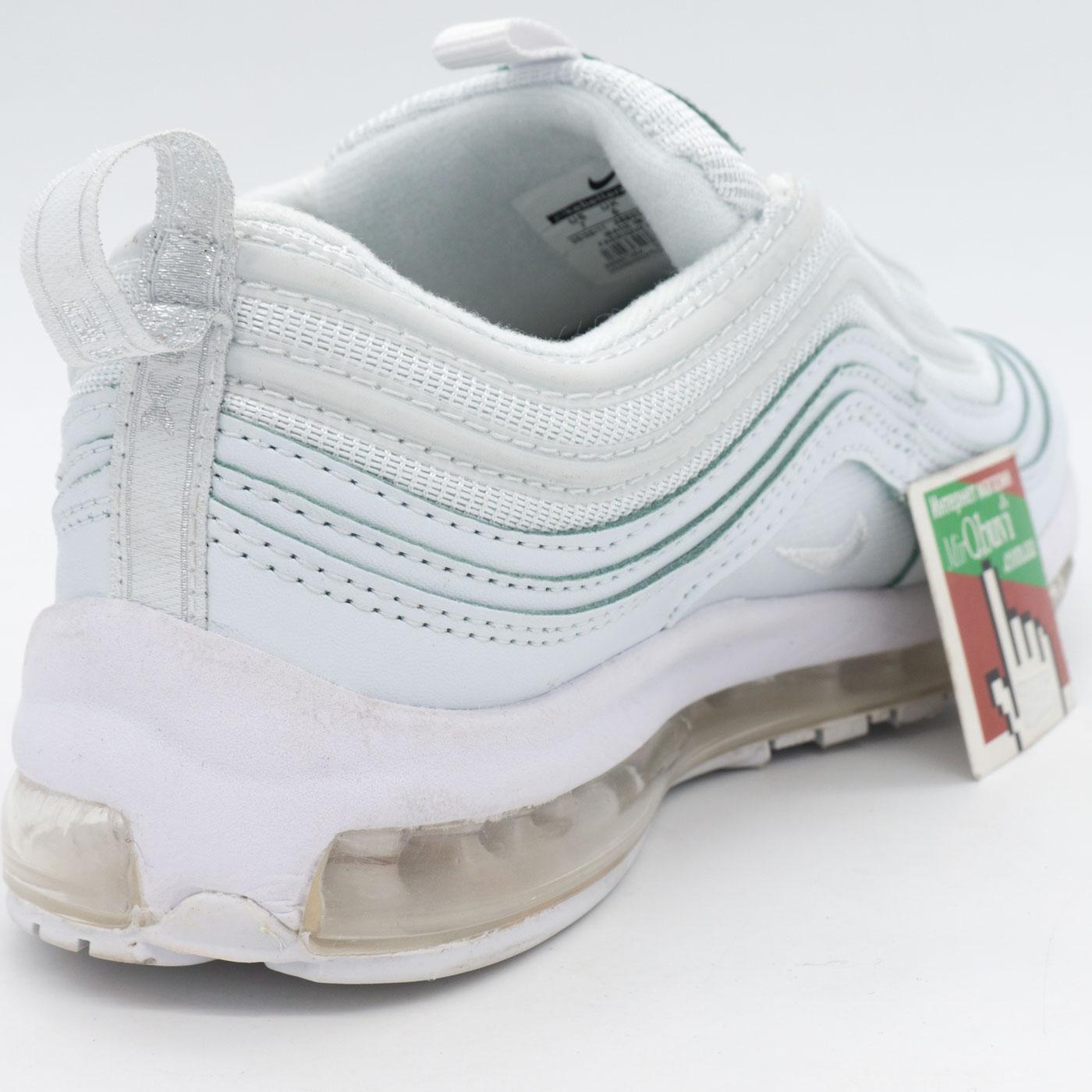 фото back Женские кроссовки Nike air max 97 белые Vietnam back