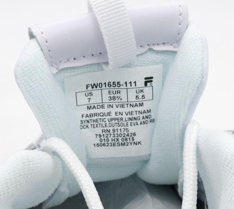 большое фото №6 Женские кроссовки белые с коричневой подошвой FILA Disruptor 2. Топ качество!