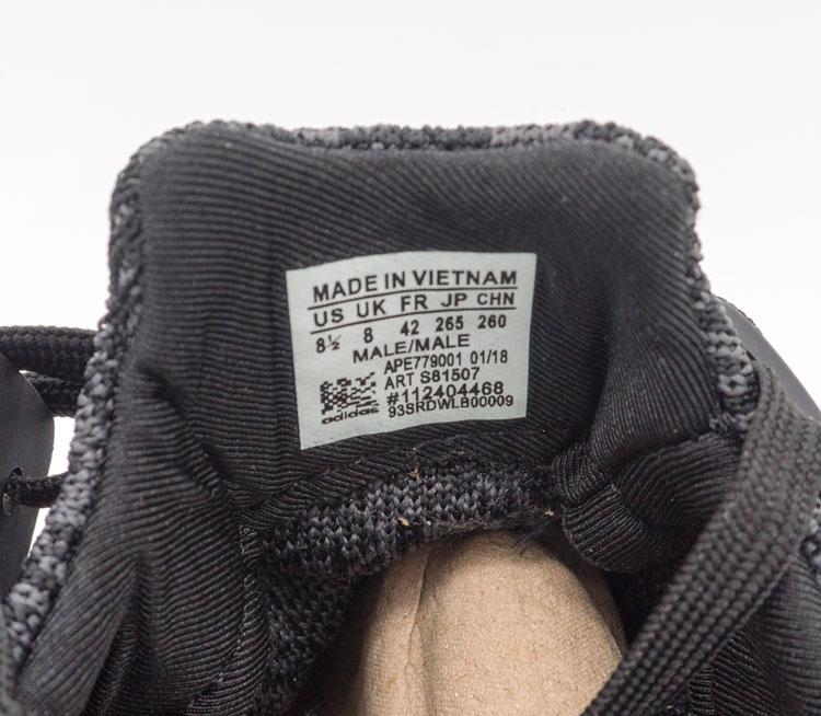 большое фото №6 Кроссовки Adidas Equipment Support (EQT) серо-белые. Топ качество!