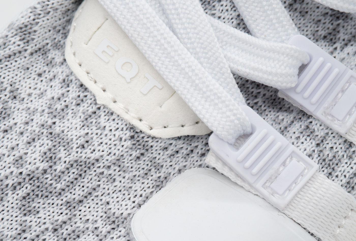 большое фото №5 Кроссовки Adidas Equipment Support (EQT) белые с серым 2. Топ качество!