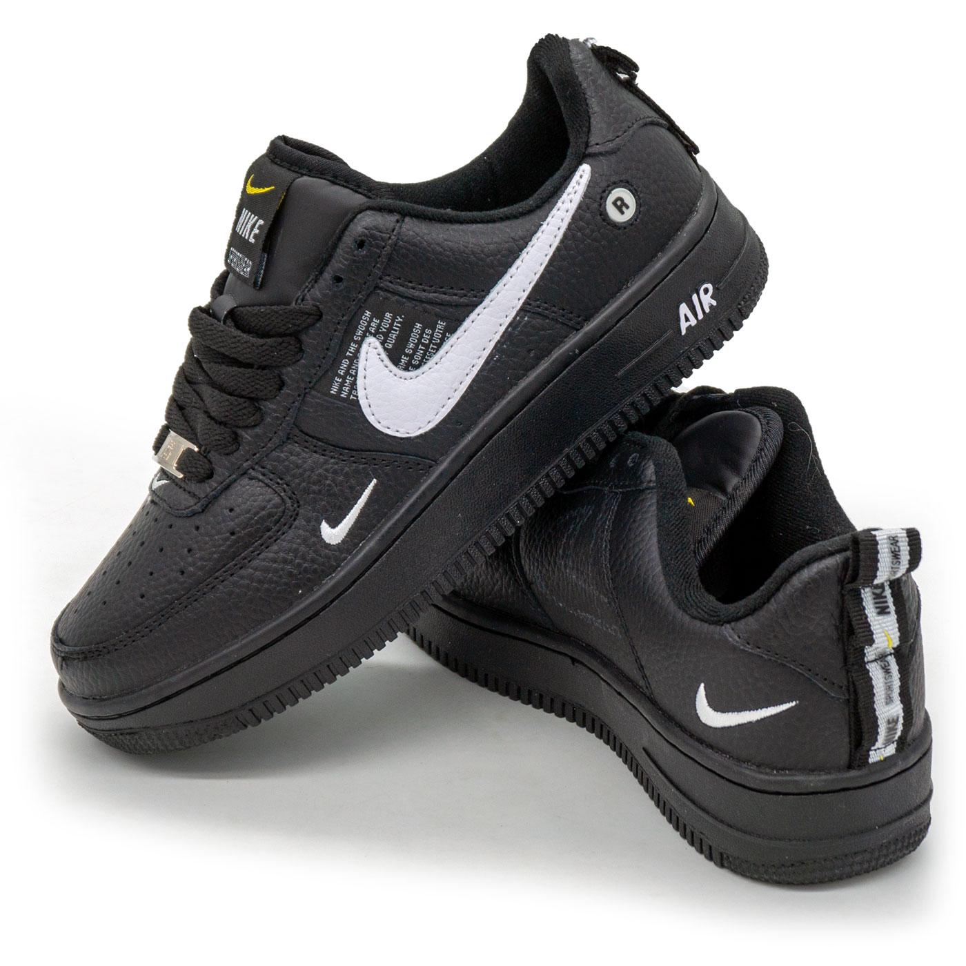 фото main Высокие зеленые кроссовки Nike Air Force  main