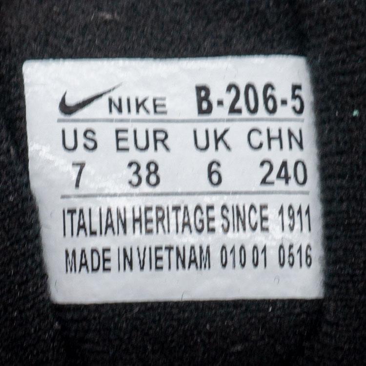 большое фото №6 Высокие зеленые кроссовки Nike Air Force