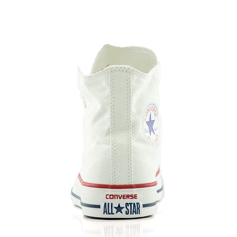 фото back Кеды Converse высокие белые - Топ качество! back