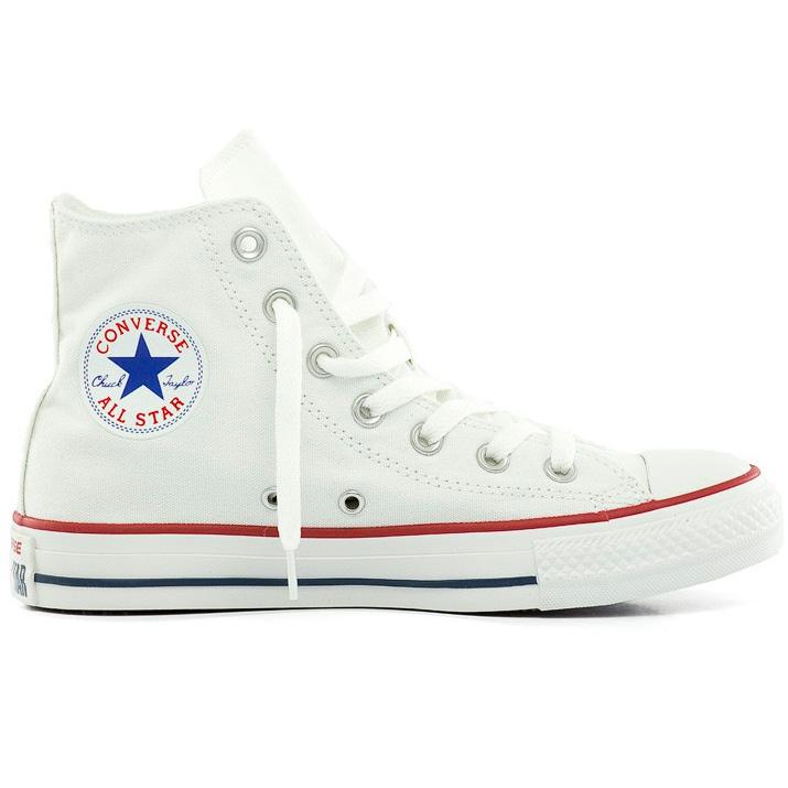 фото main Кеды Converse высокие белые - Топ качество! main