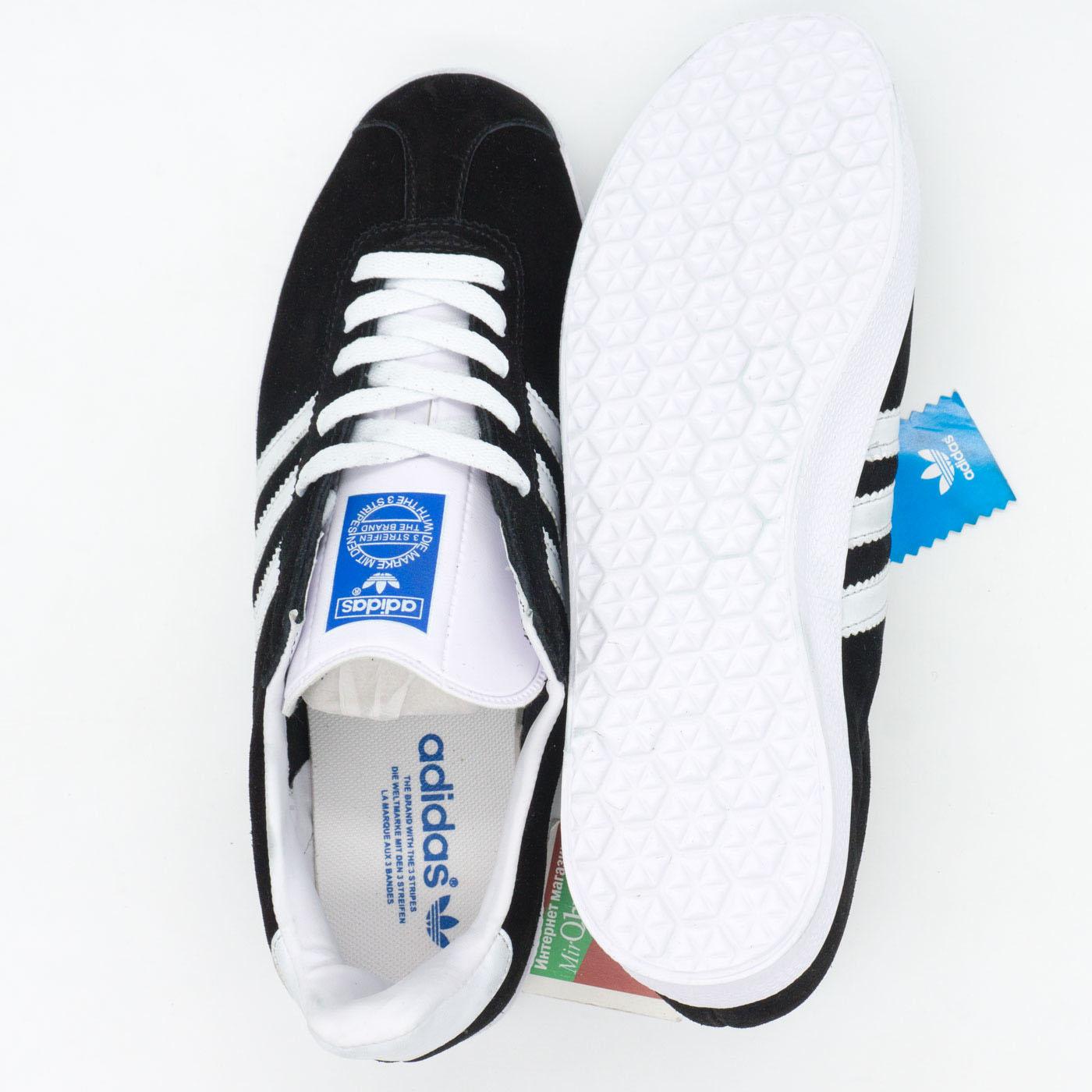 фото bottom Кроссовки Adidas Gazelle черные. Топ качество! bottom