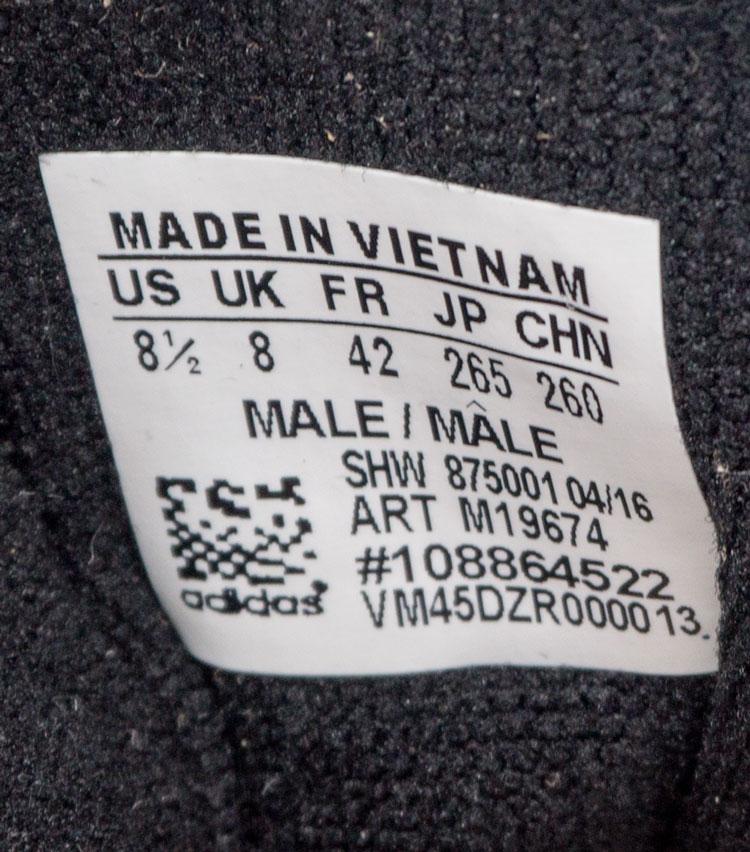 большое фото №5 Кроссовки Adidas Hamburg серые - Натуральная замша - Топ качество!