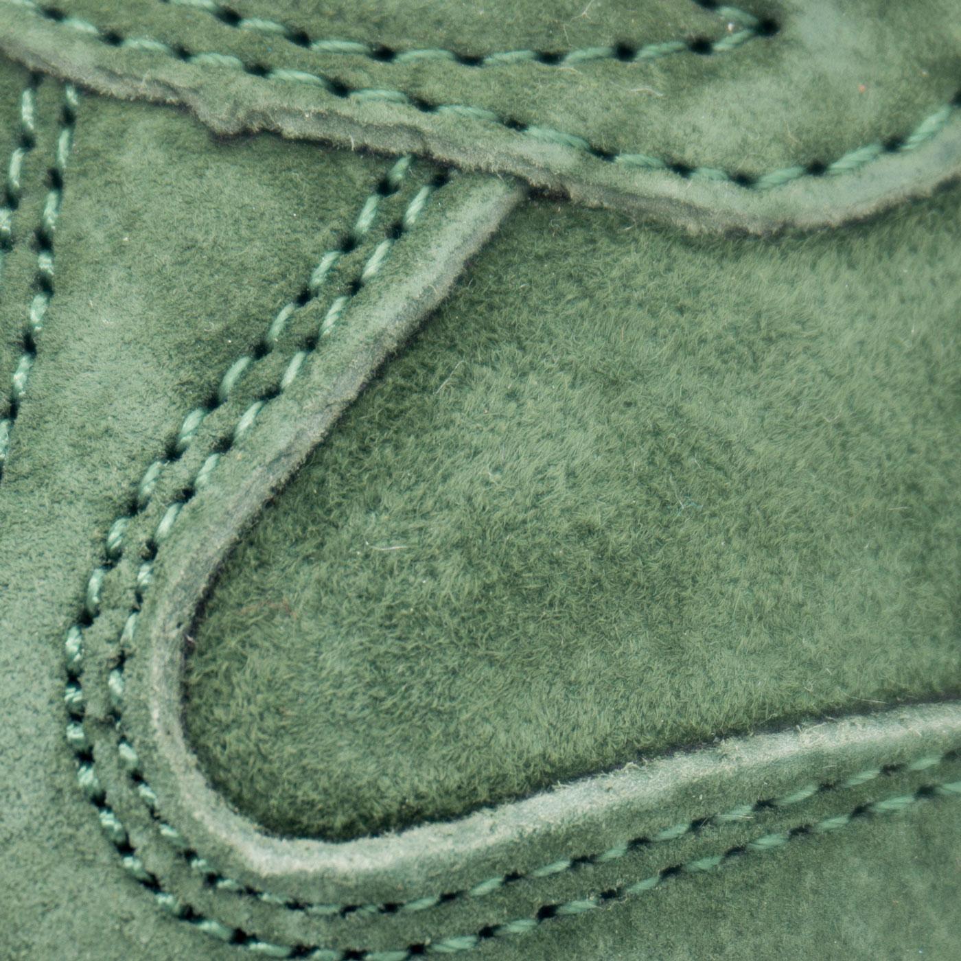 большое фото №6 Кроссовки Adidas Hamburg зеленые - Натуральная замша - Топ качество!