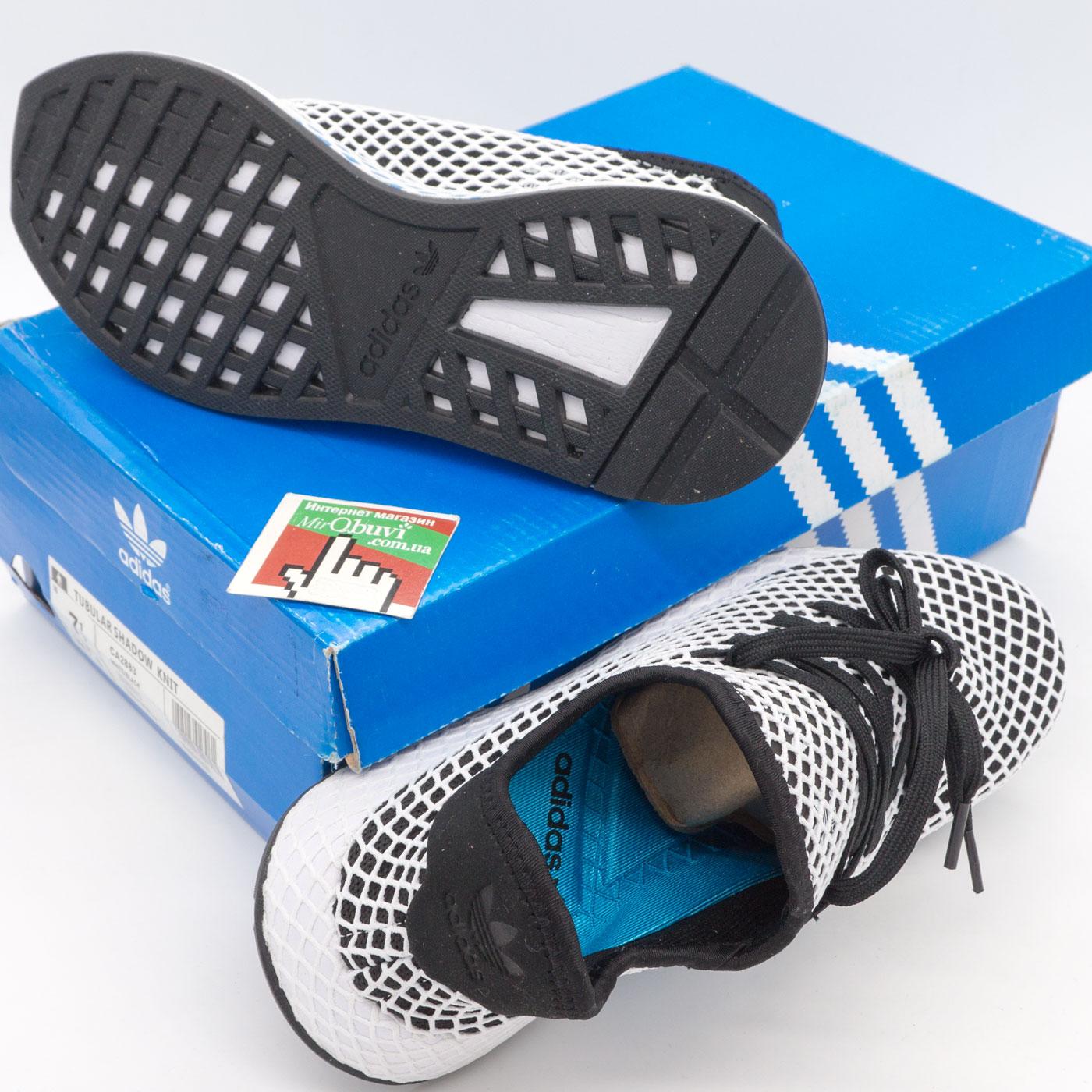 фото bottom Кроссовки Adidas Deerupt черные. Топ качество! bottom