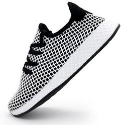 Кроссовки Adidas Deerupt черные. Топ качество!