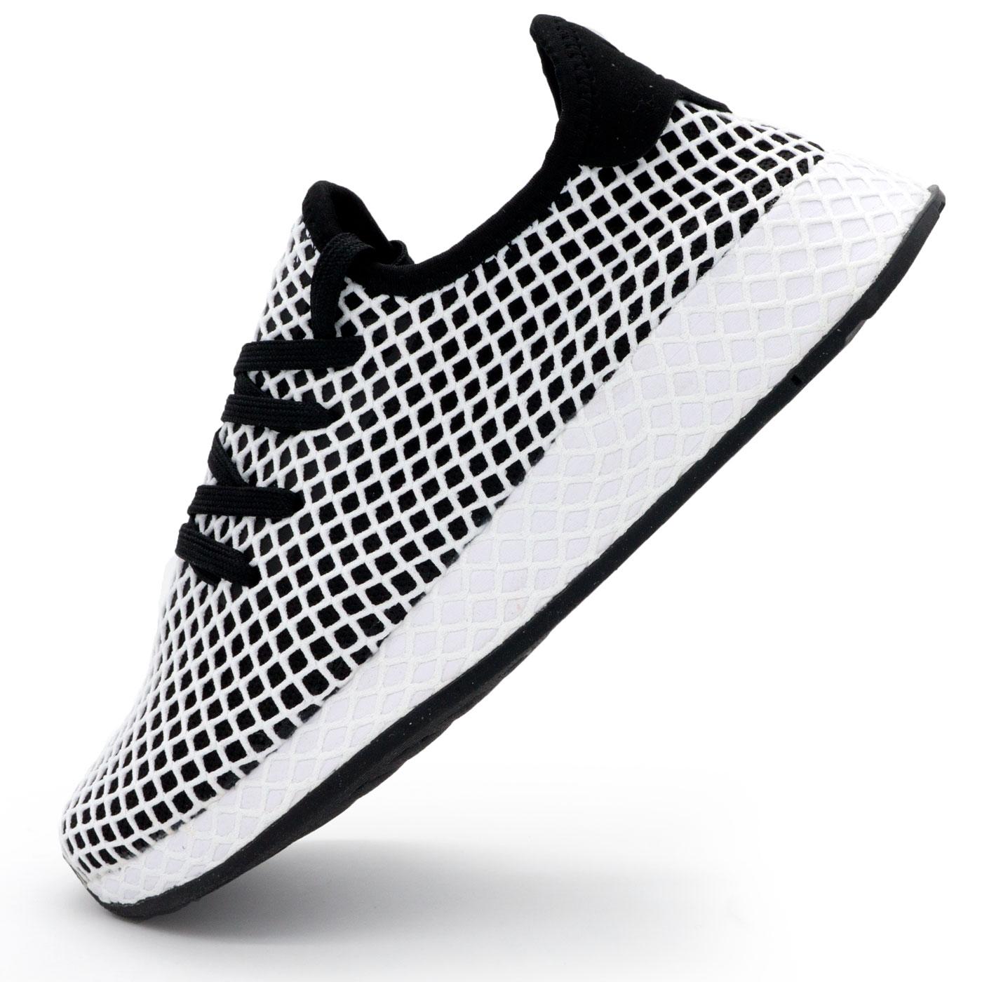 фото main Кроссовки Adidas Deerupt черные. Топ качество! main