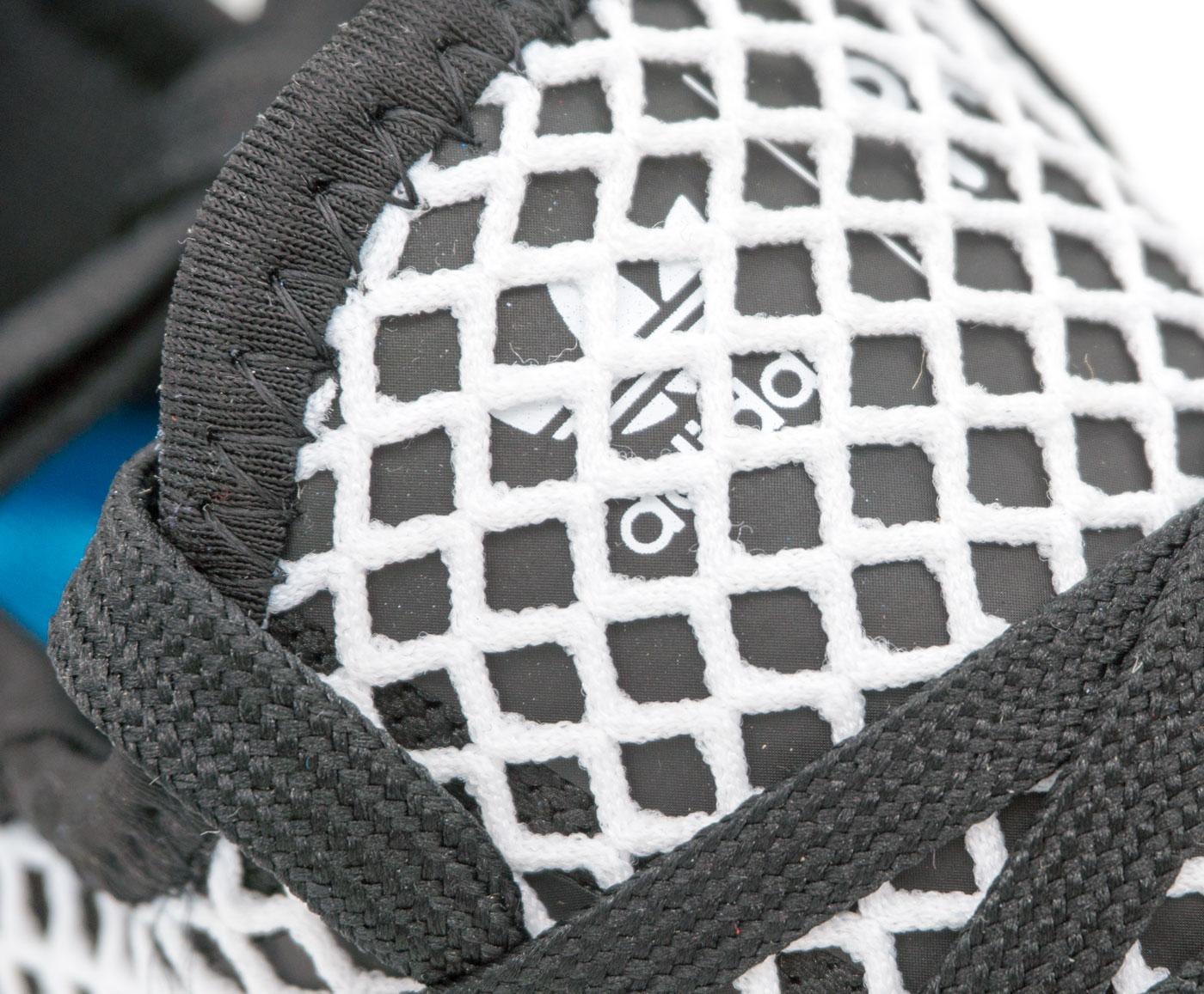 большое фото №5 Кроссовки Adidas Deerupt черные. Топ качество!