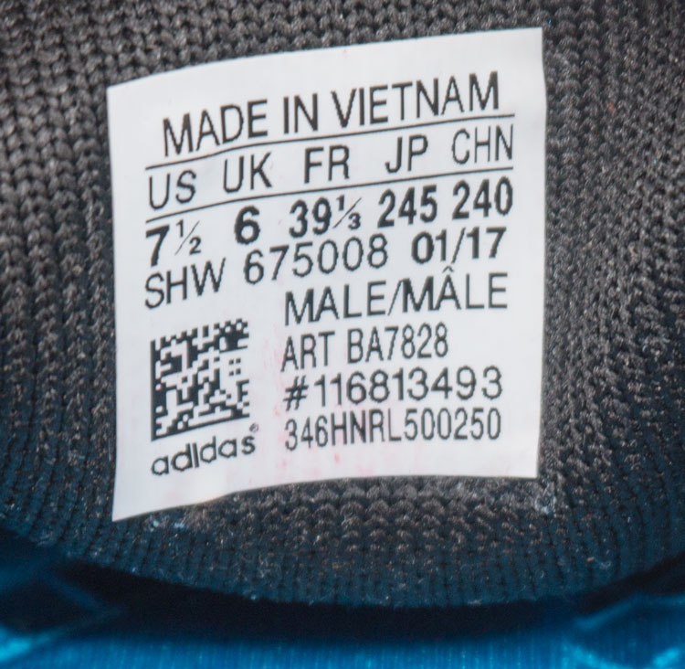большое фото №6 Кроссовки Adidas Deerupt черные. Топ качество!