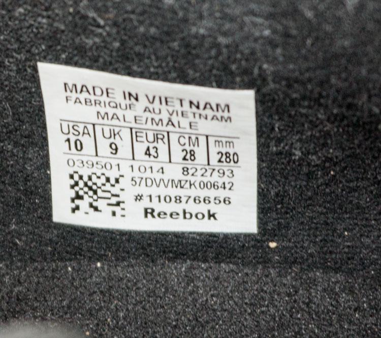 большое фото №5 Мужские кроссовки Reebok Сlassic Club C 85 черные, натуральная кожа - Топ качество!