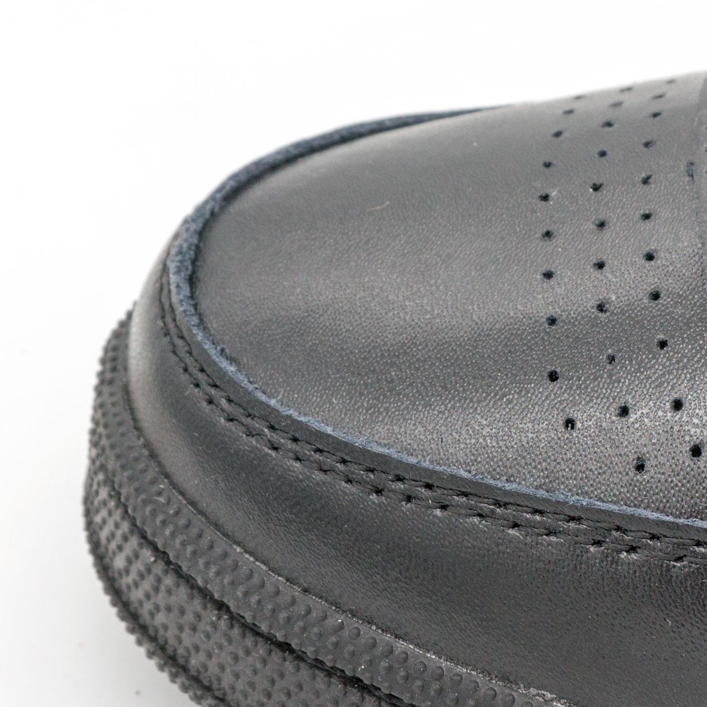 большое фото №6 Мужские кроссовки Reebok Сlassic Club C 85 черные, натуральная кожа - Топ качество!